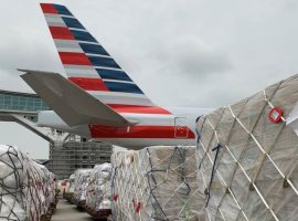 American Airlines will provide 140 weekly flights to 15 cities in Asia Pacific, Europe and the Caribbean.