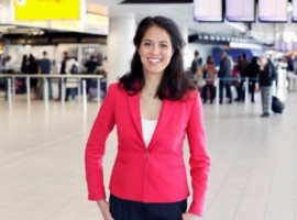 Miriam Hoekstra – van der Deen will step down as director Airport Operations and will be succeeded by Patricia Vitalis, senior manager process, Development & Capacity Management.