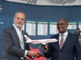 The B767F is ideal for Astral's intra-African network, which comprises 15 scheduled destinations while offering new opportunities to the Middle East, which is an important gateway for East Africa's air imports and exports.