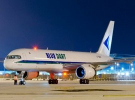 Blue Dart Express posts Q4 net profit of INR 891 million