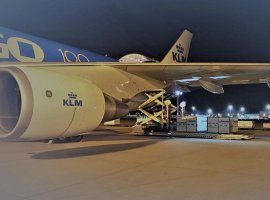 Bolloré Logistics successfully handled a charter operation to Chicago with its partner Air France KLM Martinair Cargo.