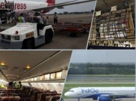 Bolloré Logistics India successfully moved a charter for aid, relief and healthcare shipments from Mumbai, India, to Yangon, Myanmar, in two separate flights.
