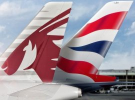 British Airways and Qatar Airways receive the green light to coordinate services on routes between Australia, Europe, UK