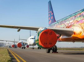 Brussels Airlines had to temporarily suspend all of their flights, just like many other airlines, as a consequence of the coronavirus crisis.