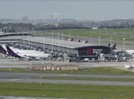 Brussels Airport's March passenger figures showed a decline of 95 percent. A drop in demand was also noticeable in cargo transport, which was 14.6 percent lower than the same month last year.