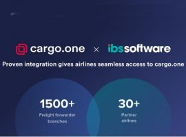 cargo.one and IBS Software officially announced their strategic partnership to empower airlines on their digital transformation to emerge stronger from the Covid-19 crisis.