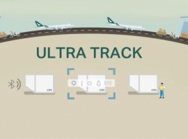 Cathay Pacific Cargo is introducing Ultra Track, its multi-dimensional tracking product, to its network, with a phased introduction at 29 ports across the globe.