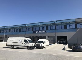 cargo-partner has moved into its newly built office and warehouse at Budapest Airport on March 30.