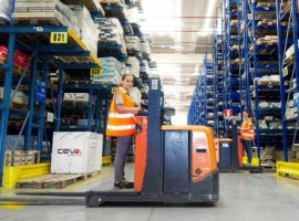 The new contract further extends the collaboration between the two companies, which began in May 2017 and covers a wide range of activities, including warehouse management, transport, order picking for e-commerce and returns.