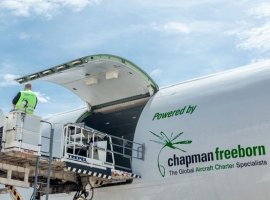 Chapman Freeborn experienced a surge in cargo charter requests for humanitarian cargo and medical supplies (typically N95 respirators) from China into Europe and Africa.