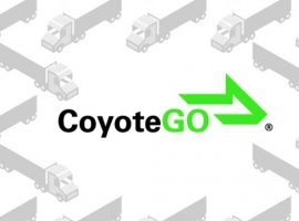 To better connect shippers and carriers in an increasingly fragmented freight market, Coyote Logistics, a leading global third-party logistics (3PL) provider announced the expansion of its CoyoteGO digital freight platform.