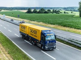 DACHSER shared that its consolidated net revenue grew by a solid 1.6 percent to EUR 5.66 billion