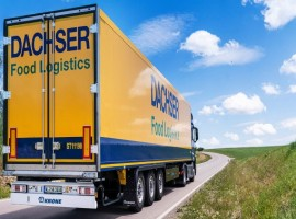 From October 2020, DACHSER will be the new forwarding partner for Danone. As a new strategic logistics partner, DACHSER will take over all transports within Germany.