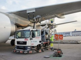 DB Schenker and Lufthansa Cargo launched the first regular carbon neutral cargo flight connection in history on April 1.