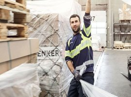 DB Schenker has delivered over 10 million masks and other relief medical supplies to many countries.