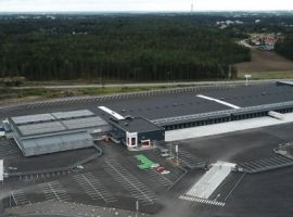DB Schenker's new hub in Turku will be home to both domestic and international land transport services for shipments to and from Scandinavia.