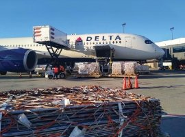 Delta announced that it will increase its cargo capacity by utilising storage areas in the passenger cabin, as demand continues to grow to move essential goods around the world during the Covid-19 pandemic.