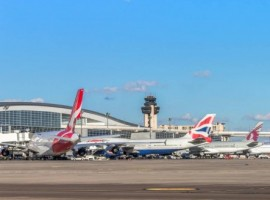 This new application-based technology will reduce the amount of time and paperwork required for cargo shipments coming through the airport and is part of its digital transformation strategy.