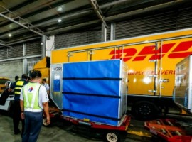 From door-to-door in just three days, the logistics provider worked with Malaysia Aviation Group's cargo subsidiary MABkargo Sdn. Bhd. (MASkargo) to fly the vaccines in and subsequently arranged for it to be sent directly to designated facilities across Kuala Lumpur.