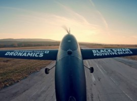 DRONAMICS has announced the launch of DRONAMICS Airlines with companies in Ireland, Australia and Canada that will manage the airfreight operations for same-day delivery services