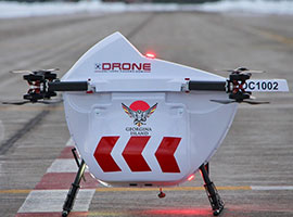 Drone Delivery Canada Corp has inked a commercial agreement with the Georgina Island First Nation to deploy DDC's patented drone delivery solution to provide service to the GIFN community in Ontario.