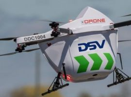 Drone Delivery Canada has inked a deal with DSV Air & Sea Canada to deploy DDC's drone delivery platform to deliver healthcare related cargo from DSV's warehouse in Milton, Ontario to its customers.