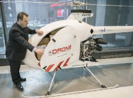 Drone Delivery Canada will begin the commercial testing of the Condor