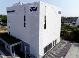 DSV will open its first self-storage building as part of the company's new strategic focus on the B2C self-storage market on October 1.