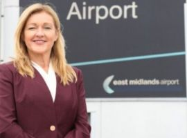 East Midlands Airport (EMA) has appointed Clare James MBE as its new managing director.