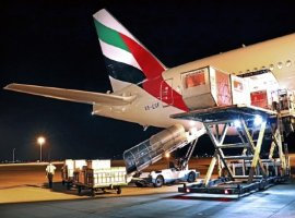 Starting May, Emirates SkyCargo has started cargo flights every week to 67 global destinations across six continents.