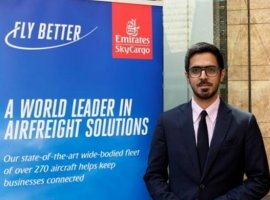 Emirates SkyCargo has appointed Abdulla Alkhallafi as the new cargo manager for India. Alkhallafi will be based out of Delhi and will be overseeing all commercial and operational aspects of Emirates SkyCargo in one of the air cargo carrier's most important markets globally. He will be taking over from Keki Patel