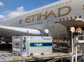 The high-performing temperature-controlled containers from CSafe Global will be introduced across all Etihad Cargo's flights to deliver additional payload protection for large pharmaceutical shipments.