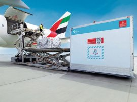 June 7, 2019: Emirates SkyCargo, the cargo carrier for the Emirates Group, has significantly boosted its worldwide pharma handling capabilities and infrastructure. Emirates SkyCargo has commenced handling pharmaceutical cargo at a new purpose-built facility in Chicago. The facility, dedicated solely for pharmaceutical shipments. is spread over 1,000 sq. metres, with scope for additional expansion and […]