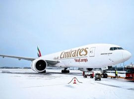Starting 31st March, Emirates Skycargo, the freight arm of UAE's national carrier Emirates will begin daily flights to Bengaluru, Kochi, Delhi, Hyderabad, Chennai and Trivandrum, which will allow the free movement of critical cargo like healthcare and perishables between India and UAE.