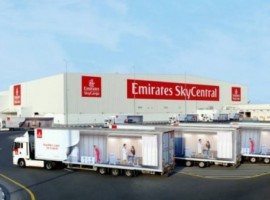 The air cargo carrier has announced that it will be re-opening its Emirates SkyCentral DWC cargo terminal in Dubai South to serve as a dedicated anchor hub for cold chain storage and distribution of the vaccine.