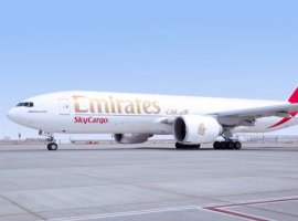 Emirates SkyCargo, to help maintain and replenish food supplies in the UAE during the Covid-19 pandemic, is importing foodstuff from Australia, Egypt, India, Kenya, Norway, and Pakistan.
