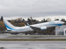 Boeing and Enter Air has placed a new order with Boeing for two 737-8 airplanes plus options for two more jets.