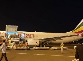 Ethiopian Airline has been deploying its massive cargo capacity to facilitate the flow of essential cargo such as medical supplies wherever they are needed, In response to the growing demand for air cargo services following the spread of Covid-19.