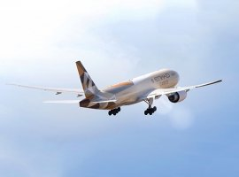 Etihad Cargo is introducing a fleet of Boeing 787-10 aircraft as passenger freighters to operate 34 weekly flights, serving 10 markets initially. Each aircraft will provide capacity for 12 Lower deck pallets and four containers, carrying up to 45 tons of payload.