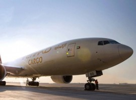 The launch of the Abu Dhabi-based Hope Consortium towards the end of 2020 has contributed to the end of year increase and is expected to support Etihad Cargo's pharmaceutical shipment growth through 2021.