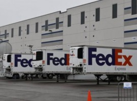 FedEx Express, a subsidiary of FedEx Corp. has begun shipping the newly approved Covid-19 vaccine on behalf of McKesson Corp. to dosing centers throughout the United States.