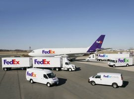 FedEx Corp. said it would continue to reduce its delivery capacity, as the coronavirus pandemic disrupts global trade patterns and economic activity. While reporting its consolidated results for the third quarter ended February 29, FedEx Corp revealed that operating results declined due to weaker global economic