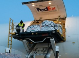 FedEx Express, a subsidiary of FedEx Corp, has announced the arrival of a second dedicated charter flight carrying critical medical aid to India.