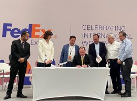 FedEx Express, a subsidiary of FedEx Corp announced that Jack Muhs, regional president of FedEx Express for the Middle East, Indian Subcontinent and Africa region, has signed the CEO statement of support for the Women's Empowerment Principles – Equality means Business.