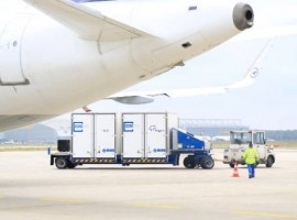 Fraport will be using two additional state-of-the-art refrigerated trailers for the transportation of temperature-sensitive pharmaceutical products.