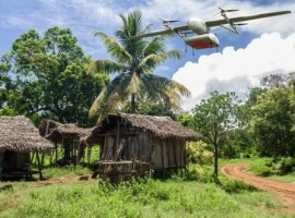 The purpose of this project is to directly inform WHO's operational understanding of drone delivery services to transport patient samples.