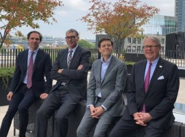 While Ipsen's locations in Germany will begin operating immediately under the name of Gebrüder Weiss, the plan is for the national companies in Belgium, Malaysia and Poland to change their names at the turn of the year 2020/21.