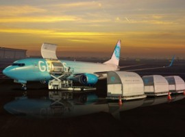 GECAS (GE Capital Aviation Services) has signed an agreement with Boeing for converting 11 737-800 Boeing Converted Freighter (BCF) options.