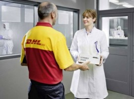DHL will store around 2.2 million vaccine doses and about 350 pallets of vaccination equipment for the federal state of Lower Saxony.