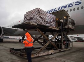Seabury Consulting has released a report on air cargo capacity changes based on actual flight movements